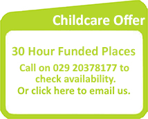 hollies daycare nursery open day